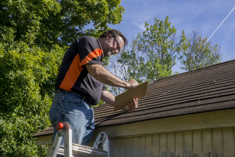 Free Exterior Roof Inspection